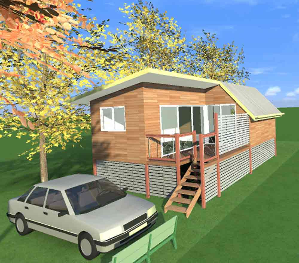 Granny Flat Brunswick Heads Rob Acton