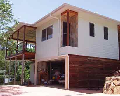 Ocean Shores House Design