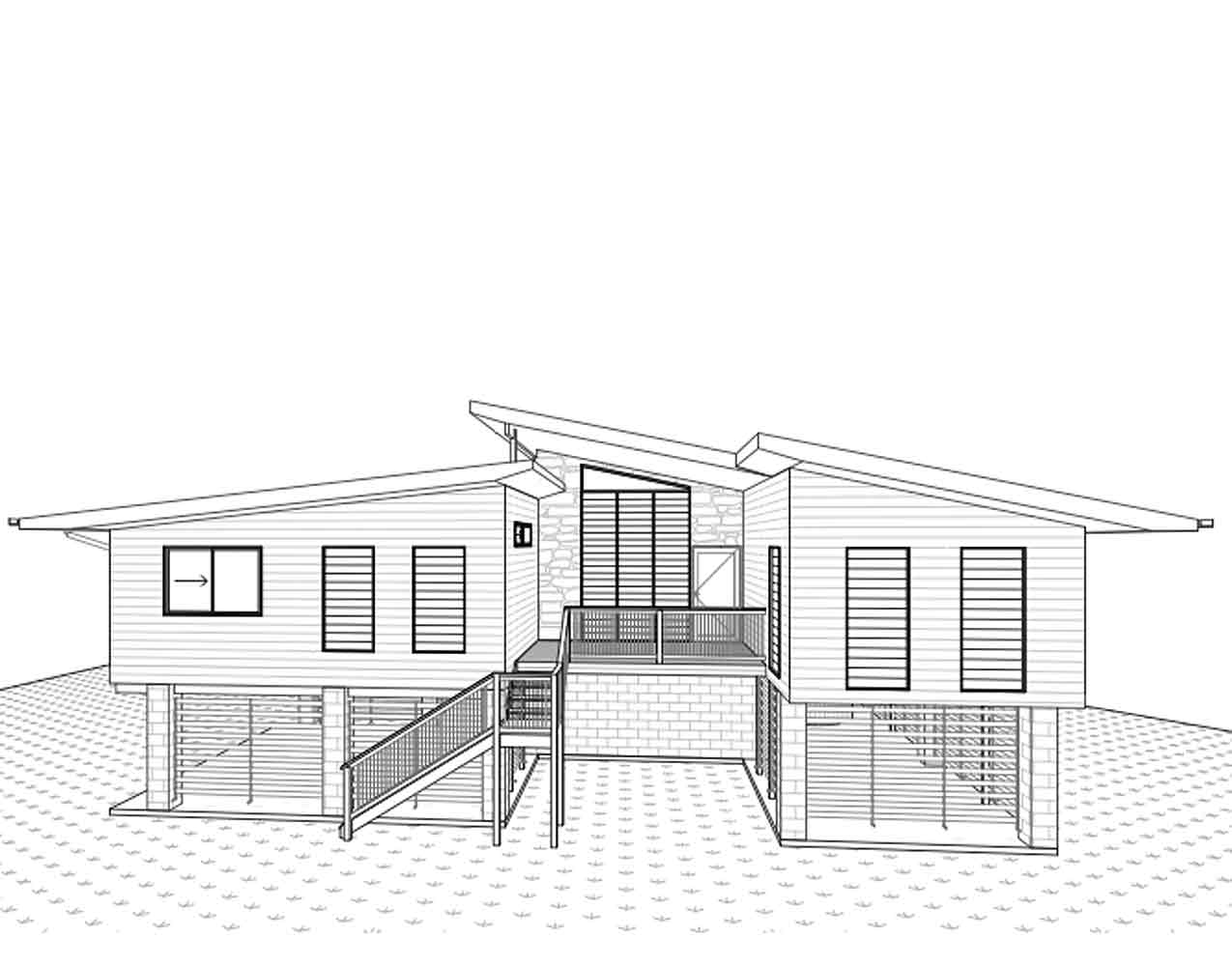 Mullumbimby Rural House Design